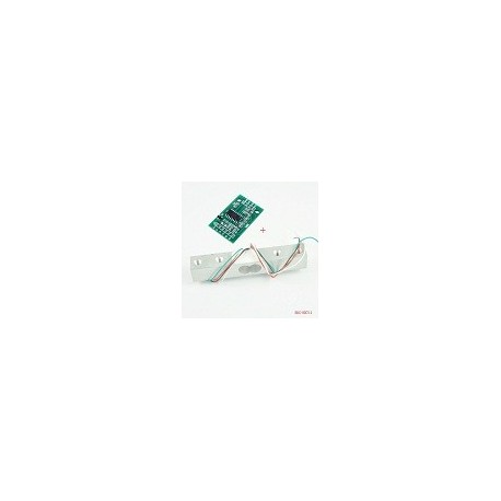 Sensor de Carga Portatil de Cocina Electrica HX711 5KG