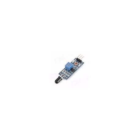 Sensor llama fuego arduino pic avr arm 51