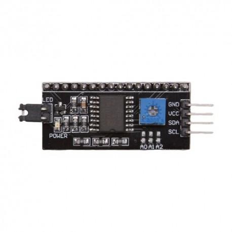 Interfaz I2C LCD 16x2 20x4 Controlador HD77840 Arduino