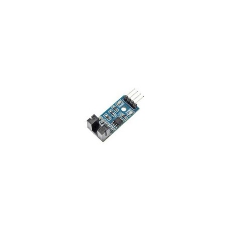 Sensor de Velocidad Infrarrojo Dc 5V Lm393 Para Arduino Fc-03