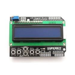 Arduino Lcd Keypad Shield - 5 Botones + Lcd2x16