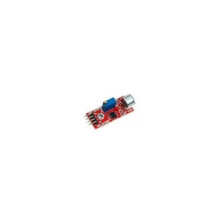 Sensor de Sonido Analogico Digital Arduino Raspberry
