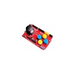 Shield Joystick Analogo Con Botonera Para Arduino