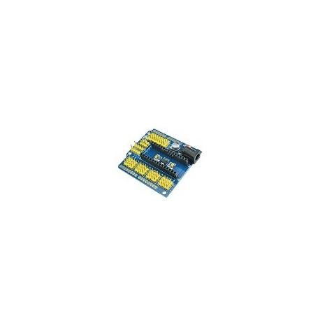 Tarjeta de Expansion Sensor Shield Para Arduino Uno R3 Nano V3 I2C PWM 3.3V