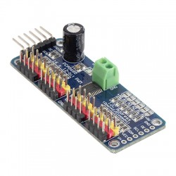 Modulo PCA9685 16 Canales PWM 12-Bit I2C