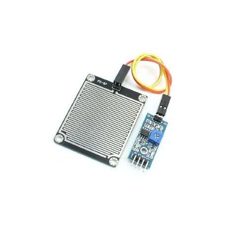 Modulo Sensor de Agua Lluvia Arduino Raspberry Pic Arm AVR