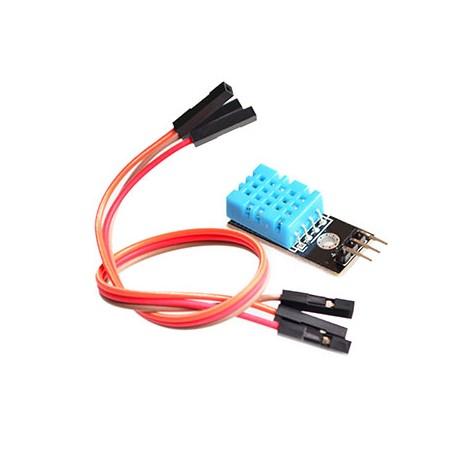 Sensor de Temperatura y humedad DHT11 Arduino Pic